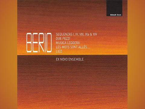 Berio CD